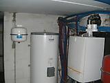sanitaire + verwarmingsinstallatie